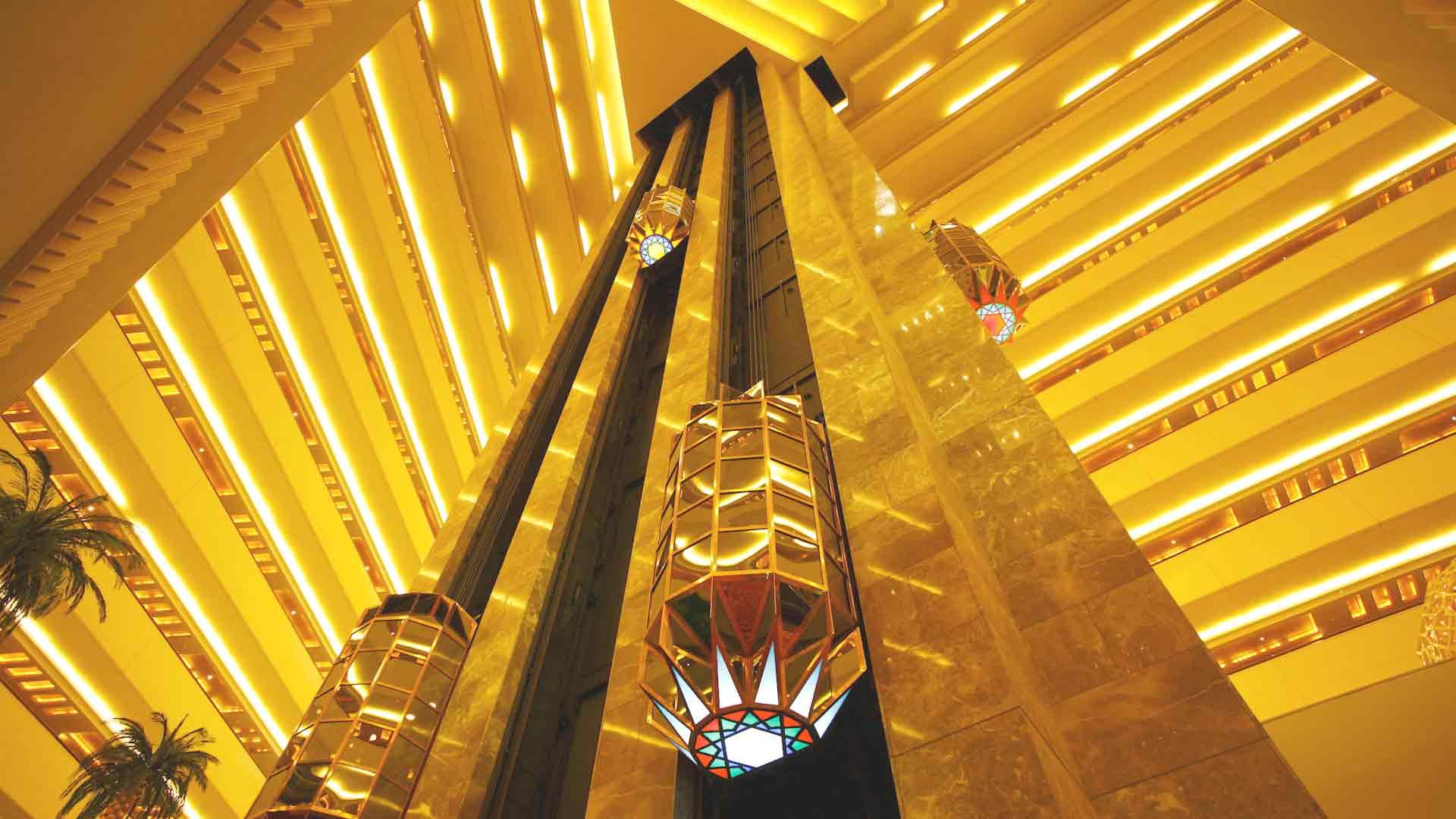 Standanzeigen<br />für Aufzüge